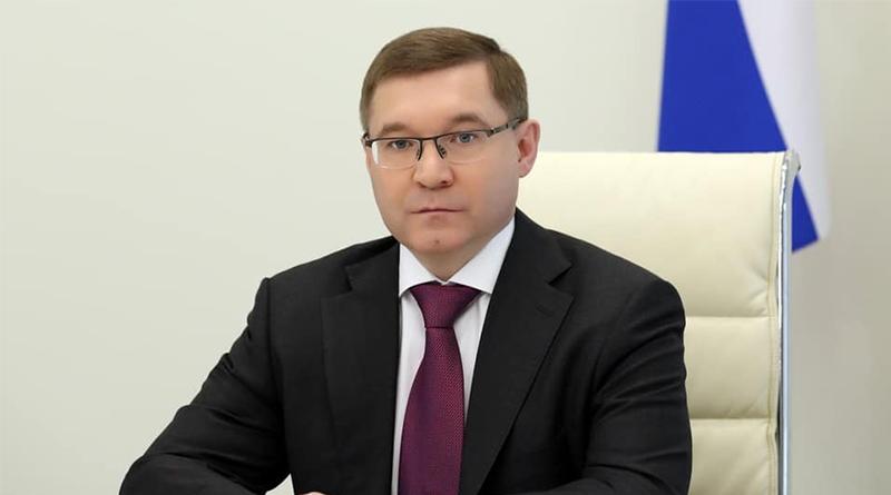 Поздравление главы Минстроя России Владимира Якушева с Днём России